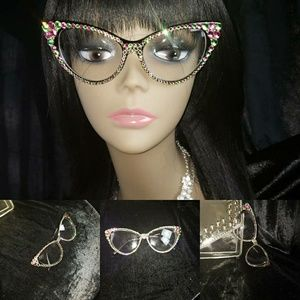 CocoLashon Accessories - Cat Eye Fashion Frames